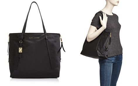 MARC JACOBS Nylon Shopping Tote - Bloomingdale's_2